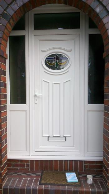 Upvc doors aspect windows ltd for Upvc glass front doors