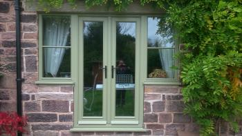 Hardwood french doors aspect windows ltd for Hardwood french doors